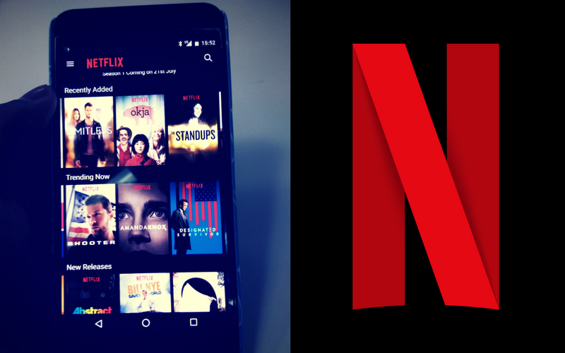 Applications of AI - Netflix recommender system